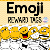 Brag Tags - Emojis and Hashtags
