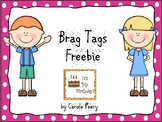 Brag Tags FREEBIE