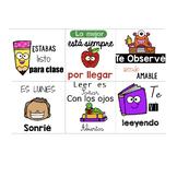 Brag Tags Generic in Spanish