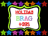 Brag Tags - Holiday Edition!