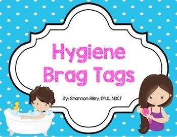 Brag Tags- Hygiene