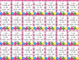 Brag Tags- Identify Upper Case Letters