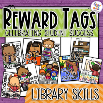 Reward Tags for Library Skills