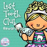 FREE Lost Tooth Club Reward Tags