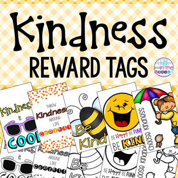 FREE Kindness Brag Tags