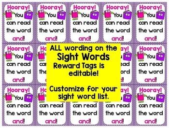 Brag Tags Mega Bundle (Alphabet, Numbers, Colors, Sight Words, 2D & 3D Shapes)