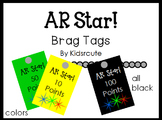 AR Brag Tags - Points Awards and Recognition