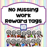 Brag Tags - No Missing Work/Returned Home Work