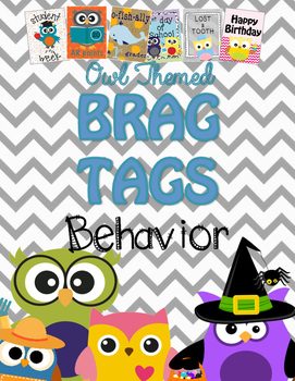 Brag Tags {Behavior}