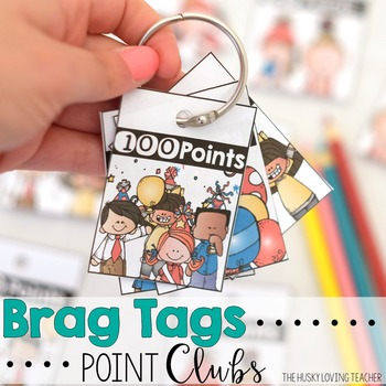 Brag Tags: Point Clubs