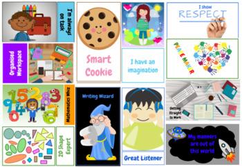 Brag Tags (Primary Classroom)