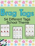 Brag Tags:  School Theme