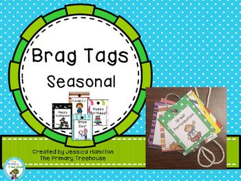 Brag Tags - Seasonal, Holidays