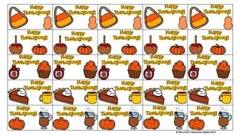 Brag Tags - Seasonal Themed