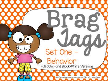 Brag Tags - Set one