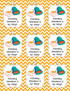 Brag Tags, Skill of the Week
