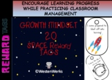 Brag Tags Space Growth Mindset
