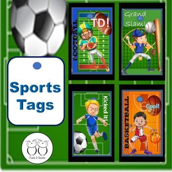 Brag Tags: Sports