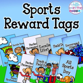 Sports Reward Tags
