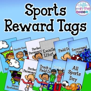 Brag Tags - Sports