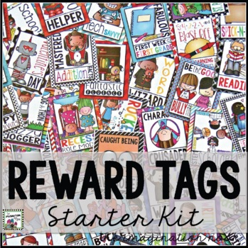 Brag Tags - Starter Kit