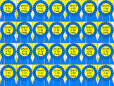 Brag Tags- Student of the Month