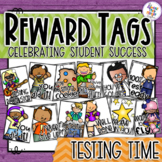 Reward Tags - Test Time Motivation Tags - great for gift tags as well