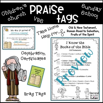 Brag Tags....The Praise Version....Incentives & Motivation