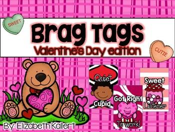 Brag Tags: Valentine's Day