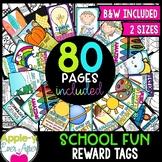 Brag Tags - School Fun Mini Set