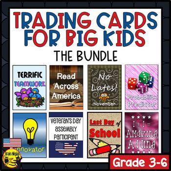 Brag Tags for Big Kids- BUNDLE (American Version)