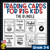 Brag Tags for Big Kids- BUNDLE (American Version) (Ink Saver)