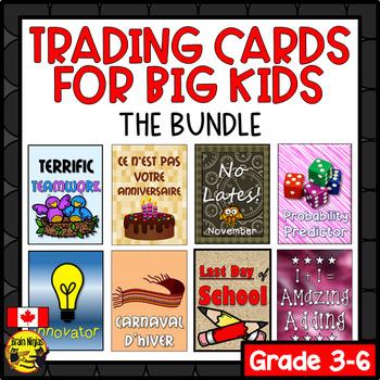 Brag Tags for Big Kids- BUNDLE (Canadian Version)