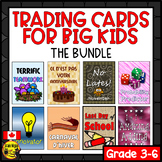 Brag Tags for Big Kids- BUNDLE (Canadian Version)