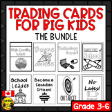 Brag Tags for Big Kids- BUNDLE (Canadian Version) (Ink Saver)