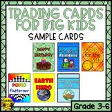 Brag Tags for Big Kids- FREEBIE Sampler