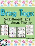 Brag Tags for Christmas