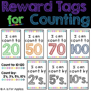 Brag Tags for Counting