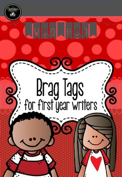 Brag Tags for First Year Writers