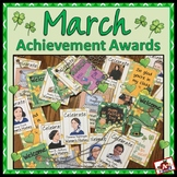 Brag Tags for March
