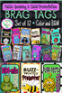 Brag Tags for Public Speaking & Presentations (Elementary)