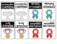 Brag Tags for Special Education