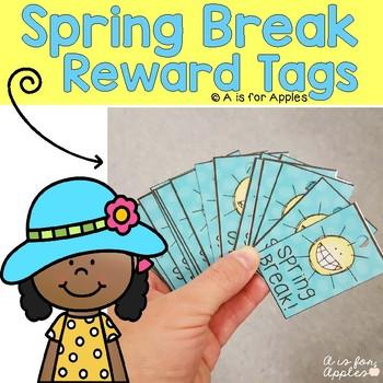Brag Tags for Spring Break!