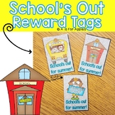 Brag Tags for Summer (School's Out!)