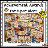 Brag Tags for Super Stars