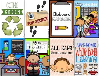 Brag Tags for Educators