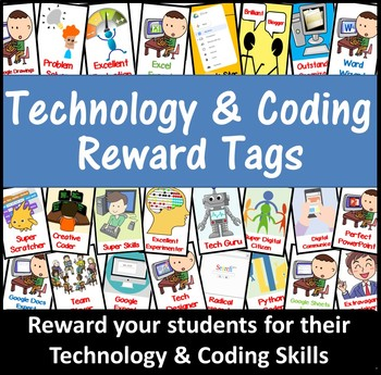 Brag Tags for Technology Skills