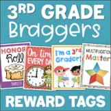 Brag Tags for Third Grade
