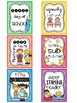 Brag Tags for Upper Elementary - Starter Pack
