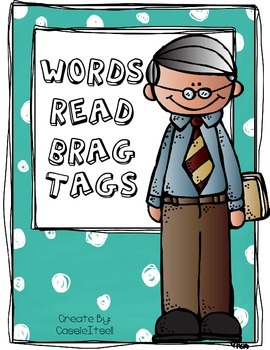 Brag Tags for 30,000-120,00 Words Read